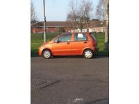 daewoo matiz for sale cheap tax insurence and to run its manual £600 ono