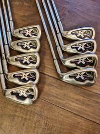 Callaway X Tour Forged Irons 3-SW