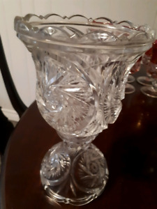 Beautiful Crystal candle