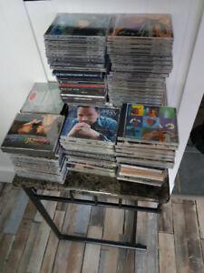 150  CD's