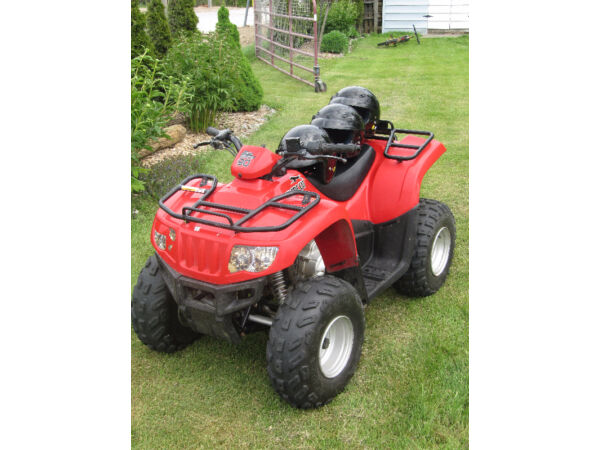 Used 2008 Arctic Cat 90 DVX