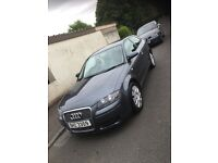 2008 Audi A3 1.9 tdi *long mot*£30 a year tax