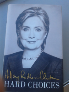 Hard Choices - My Life by the Clintons - Hardcovers