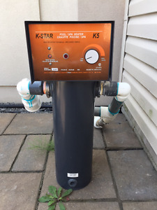 K-Star 5KW Electric Pool/Spa Heater