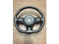 Golf R mk7 steering wheel multifunction paddle shift