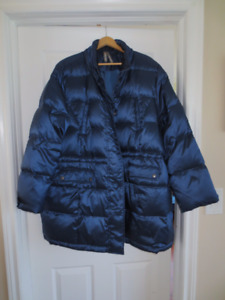 Down Jacket,  new from Pennington's size 3 X