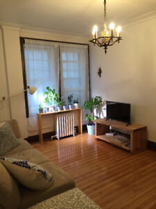 Room for rent in Westmount apartment, all included - July 1st