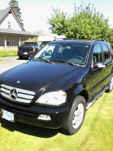 2003 Mercedes-Benz 400-Series SUV, Crossover
