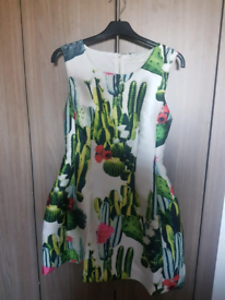 Vera and Lucy Cactus Dress