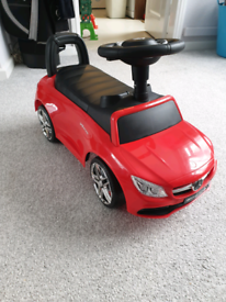 Mercedes-Benz Ride Along