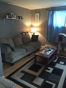 2 Bedroom basement apt in East End with Washer and Dryer