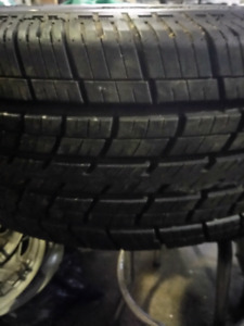 265 / 65 R 17 All season M+S Tires
