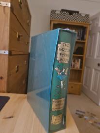 Folio Society, Andrew Lang - The Green Fairy Book unopened hardback