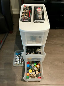 OVER 150 HOBBY PAINTS AND HOBBY SUPPILES