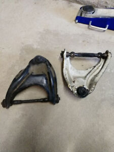 Chevelle front upper control arms