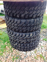 """Trade 18 """" tires for 17 """" tires"""