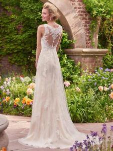 Robe de mariée neuve Maggie Sottero Taille 18