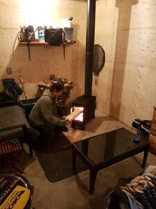Wood stove SALE