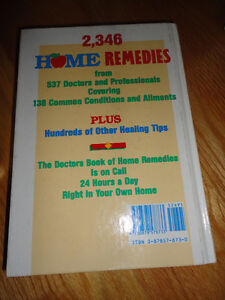 The Doctor's book of home remedies Hardcover book London Ontario image 2