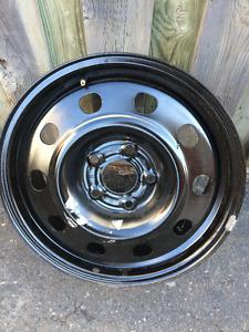 Black Steel Rim