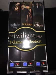 Set of 3 twilight board games London Ontario image 2