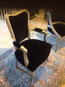 French Bergere Chair - NEW upholstered