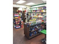 NEWS AGENT / GROCERY BUSINESS FOR SALE / TOLET