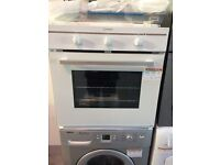 Built in Indesit Electric fan oven graded RRP 210