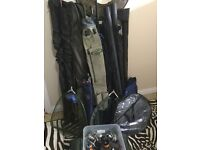 Large Selection of Carp/Course fishing tackle