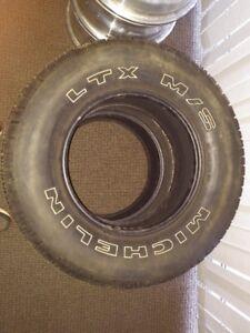 "Michelin LTX 16"""