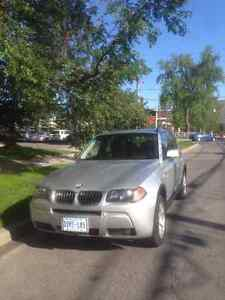 Silver 2006 BMW X3 For Sale
