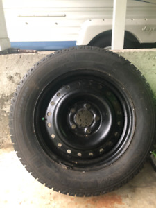 4 Michelin X Ice Tires
