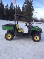 2012 JOHN DEERE SIDE BY SIDE XUV 4X4