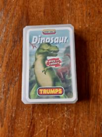 Dinosaur Trumps Card Game
