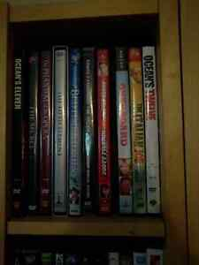 DVD collection - $5 each