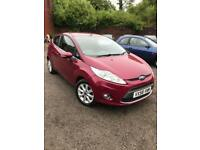 2008 Ford Fiesta 1.25 ( 82ps ) Zetec + stunning colour