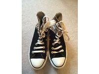 Converse All Star boots UK size 4