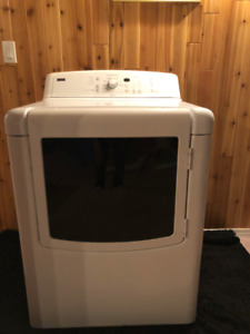 Kenmore Oasis Dryer