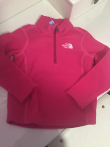 NORTH FACE GIRLS FLEECE PULLOVER BRAND NEW WITH TAGS