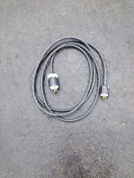 Plug in cord for Generators with 30amp connector
