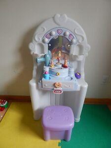 jeu /jouet maquilleuse pour enfant