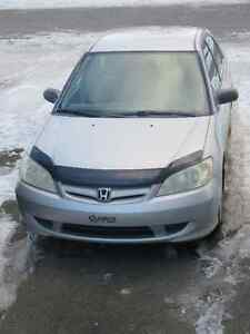 2005 Honda Civic SE Berline