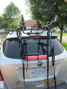 Bike sports rack