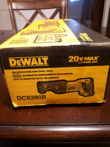 Scie Alternative Dewalt 20v (Laurentides)