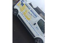 Mobile valeting business