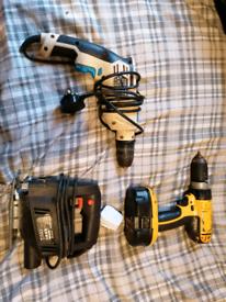 Tools lot