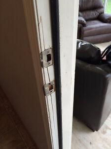 Door REPAIR and new door INSTALLATION EXPERT DOOR SERVICE, DOOR Edmonton Edmonton Area image 1