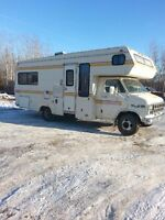 FOR SALE 1979 Corsair RV Motorhome