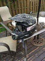 Casque fly racing