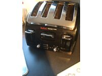 Tefal Avanti Classic Four Slice Toaster